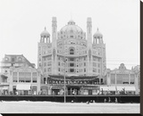 Atlantic City's Marlborough-Blenheim Hotel, ca. 1910 Stretched Canvas Print by Unknown Unknown