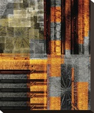 Warm Stretched Canvas Print by Carolina Pecora