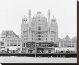 Atlantic City's Marlborough-Blenheim Hotel, ca. 1909 Stretched Canvas Print by Unknown Unknown