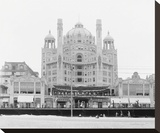 Atlantic City's Marlborough-Blenheim Hotel, ca. 1908 Stretched Canvas Print by Unknown Unknown