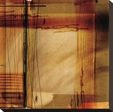 Viejo Libro Stretched Canvas Print by Carolina Pecora