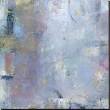 Frosty Turbulence Leinwand von Jeannie Sellmer