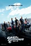 Fast and Furious 6 Movie Poster Láminas