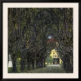 Allee Im Park Von Schloss Kammer Prints by Gustav Klimt