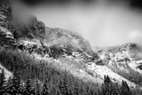Avoriaz Storm Photographic Print by Craig Howarth