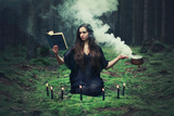 The Witching Hour Photographic Print by Iness Rychlik