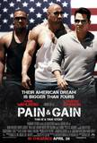 Pain and Gain Movie Poster Láminas