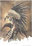 Crow Jane Poster Foto von Gris Grimly