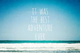 It Was the Best Adventure Ever Photographic Print by Susannah Tucker