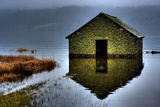 The Boat House Photographic Print by David Bracher