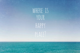 Where Is Your Happy Place Photographic Print by Susannah Tucker