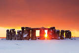 Tom Mackie Stonehenge Photo Poster Prints