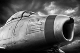 Sabre Storm Photographic Print by David Bracher