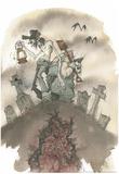 Grave Robbin' Ghouls Poster Poster tekijänä Gris Grimly