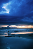 Cornish Storm Photographic Print by Tim Kahane