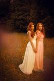 Sisters II Photographic Print by Nadja Berberovic