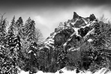 Avalanche Photographic Print by Craig Howarth