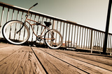 Beach Cruiser Photographic Print by Craig Howarth