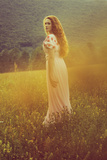 Goodbye Photographic Print by Nadja Berberovic