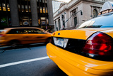 NYC Cab Photographic Print by Craig Howarth