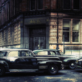 Cars from 1941 Photographic Print by David Bracher