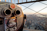 Empire State Building View Photographic Print by Craig Howarth
