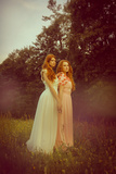 Sisters Photographic Print by Nadja Berberovic