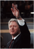 Bill Clinton Archival Photo Poster Photo