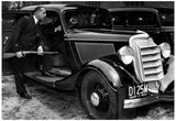 Boston Police 1934 Archival Photo Poster Photo