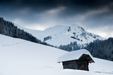 Alpine Winter Photographic Print by Craig Howarth