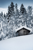 Snow Shelter Photographic Print by Craig Howarth