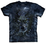 Wolf Tree T-shirts