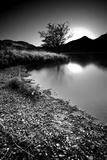 Puesta de sol invernal Lámina fotográfica por Craig Howarth