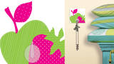 A Pop of Color Magic Hooks Wall Decal