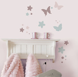 Butterflies Wall Decals Wall Decal