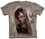 Zombie At The Door Shirts