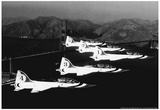 Thunderbirds 1970 Archival Photo Poster Prints