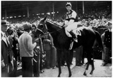 Assault Horse Racing Archival Photo Poster Photo