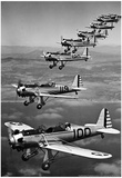 Army Air Trainer PT20 PT20A PT21 Archival Photo Poster Poster