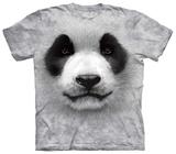 Big Face Panda Shirts