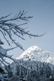 White Peak Photographic Print by Craig Howarth
