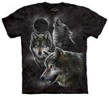 Eclipse Wolves T-Shirt