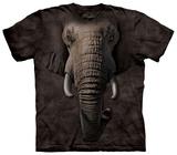 Elephant Face T-skjorter