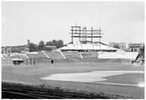 1930 Wrigley Field Construction Archival Photo Poster Affiches