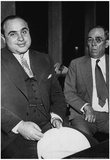Al Capone Archival Photo Poster Print