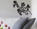 Arabesque 3D Foam Wall Decals Wall Decal