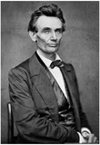 Abraham Lincoln Archival Photo Poster Photo