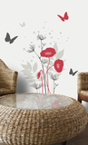 Avignon Transfer Wall Decals and Peel & Stick Wall Decals Wall Decal