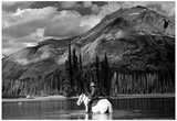 Canada Banff Archival Photo Poster Print