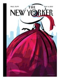 The New Yorker Cover - May 6, 2013 Premium Giclee Print by Birgit Schössow